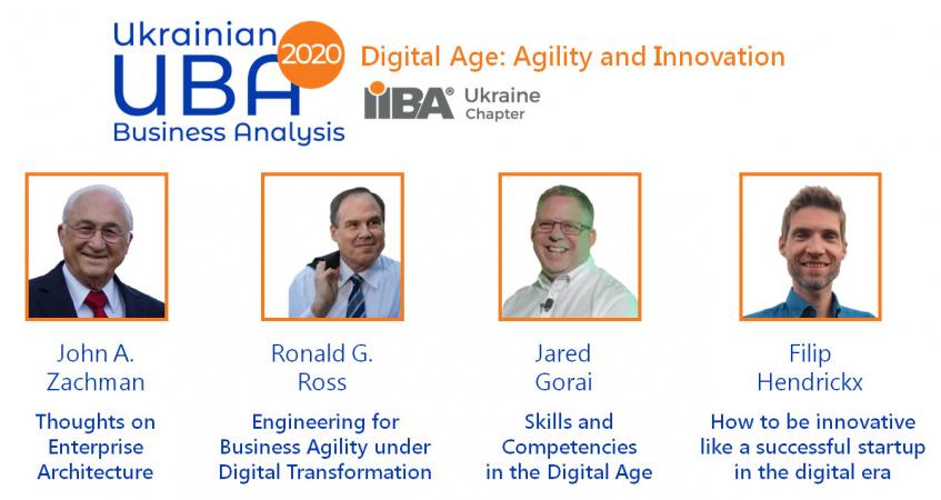 Ukrainian Business Analysis Conference 2020 (UBAC)